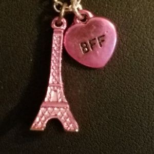 Eiffel tower bff